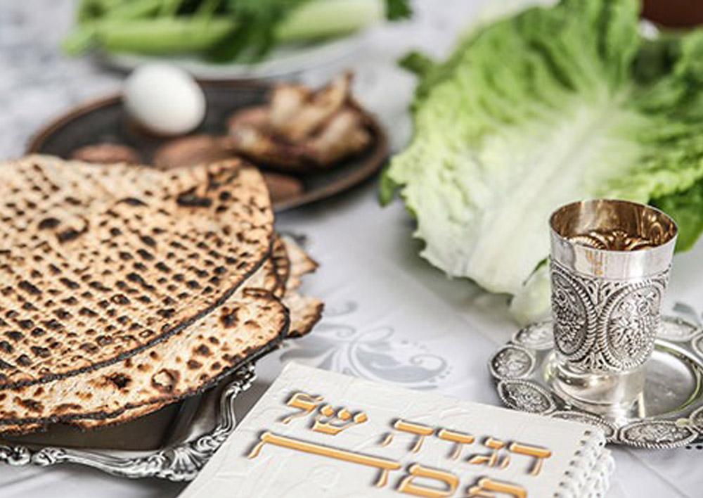Поздравление с праздником Песах от Еврейского агентства
